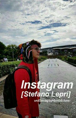 Instagram-Stefano Lepri by cumberbitchere
