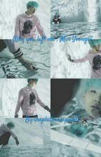 Why you left me, Min Yoongi? by theplatinumpanda