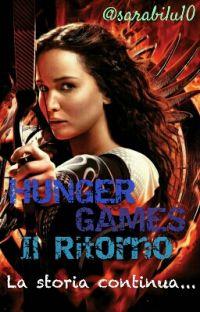 HUNGER GAMES - Il Ritorno cover