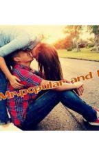 Mr.popular and I by violagm