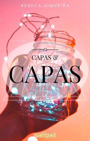 Capas & Capas (FECHADO) by RebecaSiqueira1
