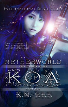 The Chronicles of Koa: Netherworld by KNycoleLee