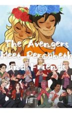 The Avenger Meet Percy Jackson by Macy_writing