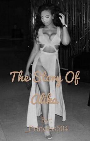 The Story of Alika by _Princess504