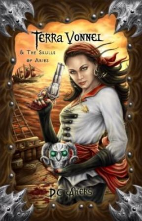 Terra Vonnel and the Skulls of Aries by dcakers