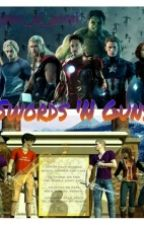 Avengers And Demigods: Sword And Guns by daughter_of_posei