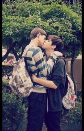 Kiss me I'm blind(boyxboy) by inoahguy_19
