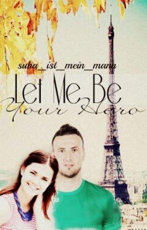 Let Me Be Your Hero // Danijel Subašić  // by eeelllllaaa