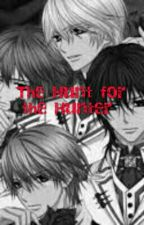 (DISCONTINUED)The Hunt for the Hunter  by Zanesa_Fullbuster