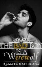 The Bad Boy Is A Werewolf  by RamataMaguiraga