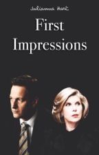 First Impressions (The Good Wife) by ThatsSoBenson
