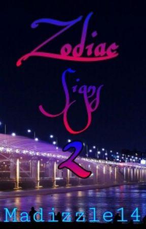 Zodiac Signs 2 by Madizzle14