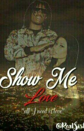 Show Me Love [Nicki Minaj] by RealSistas