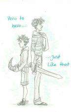 Yes I Am, Sir (Percy Jackson) [Paul Blofis] by blackbeltbek