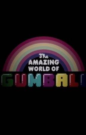 The Amazing World of Gumball Creepypasta: The Board  by SlappyCheaks