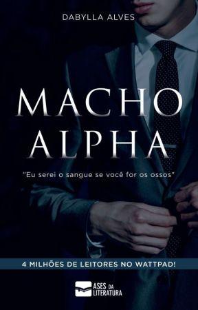 Macho Alpha - DEGUSTAÇÃO by DabyllaAlves