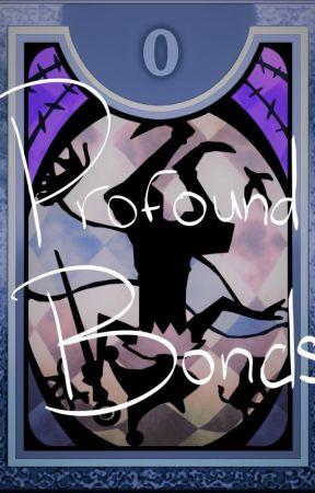 Profound Bonds: Persona 3 Reader Insert by Yamsyne