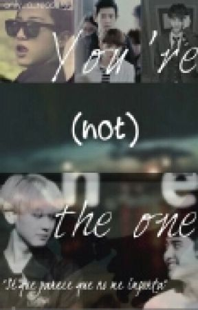 You're (not) the one [Chansoo] by little_aeri