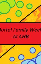 Percy Jackson-Mortal Family Week by lilypad_make