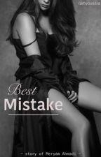 Best Mistake (VOLTOOID) door iamyoussra