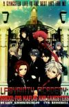 Labyrinth Academy: School Of Mafias And Gangsters cover