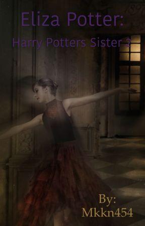 Eliza Potter: Harry Potters Sister 2 by camphogwartsnow