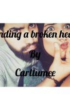 Mending a broken heart. by carltumee
