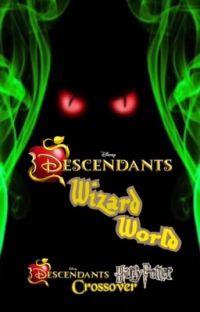 DESCENDANTS -  Wizard World  cover