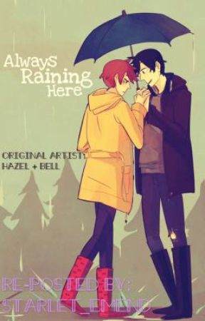 Always raining here by peachyy_bang