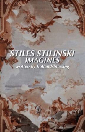 stiles stilinski ༄ imagines by hollandsblessing