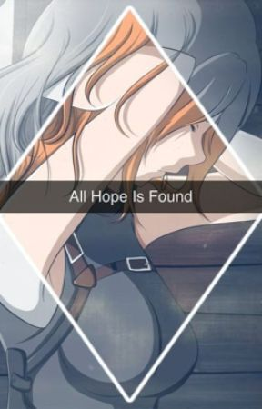 All Hope Is Found [AoT Fanfic] (DISCONTINUED)  by tinygirlbigdreams