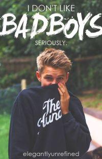 I Don't Like Badboys...Seriously | ✓ cover