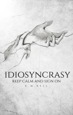 Idiosyncrasy |Harry Potter by kmbell92