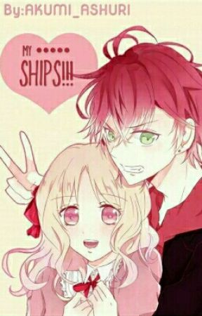 SHIPPPSSS!!!!!! by estaarr