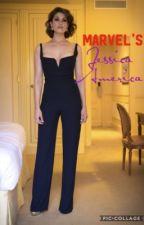 Marvel's Jessica America  by TashaAmy1803