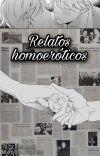 Relatos homoeróticos cover