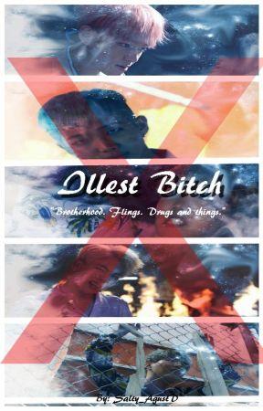 Illest Bitch by Salty_AgustD