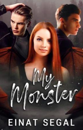 My Monster  by EinatSegal