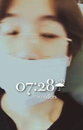 7:28 » wonders by -chanyeols