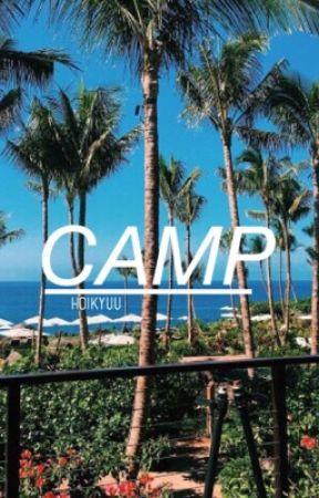camp | eruri by hoikyuu
