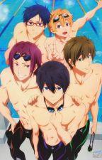 5 boys, 1 girl (Free X Reader) by flianfoxiskewl