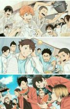 Time and Water (Haikyuu! X Reader) by Nirilune