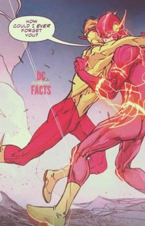dc comics facts by chasingbarnes