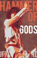 Hammer of the Gods | Led Zeppelin | Hiatus by CoyoteQueen