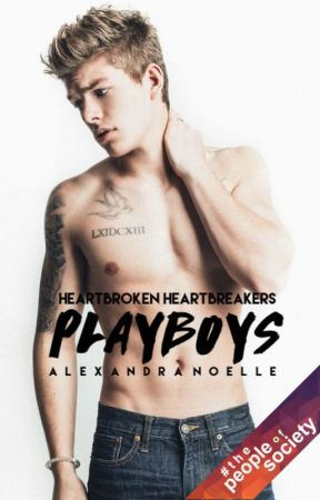 Playboys by avada-