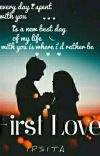 First LOVE ✔ cover