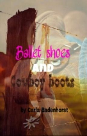Ballet Shoes And Cowboy Boots by Crazyblondechick15
