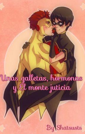 Unas galletas, hormonas y El Monte Justicia by Shatsuts
