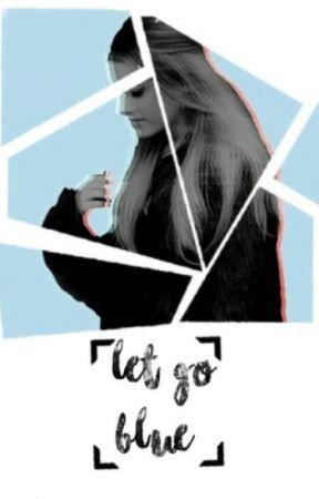 Let Go , Blue . by magic_vein_flows