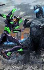 Godzilla X Neon Genesis Evangelion by King-Godzilla